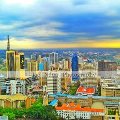 Nairobi City View..breathtaking Nairobi City, Street Art Photography, Kenya, World, Artwork, Painting, Beautiful, Work Of Art, Auguste Rodin Artwork