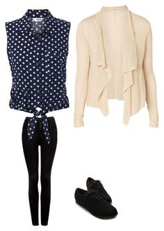 """""""Untitled #743"""" by dommi-dodo ❤ liked on Polyvore featuring Witchery, Forever…"""