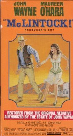 McLintock......the fun side of John Wayne.
