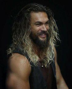 Jason Momoa as Aquaman Jason Momoa Aquaman, Hollywood, Raining Men, Tarzan, Good Looking Men, Man Crush, Gorgeous Men, Celebrity Crush, Actors & Actresses