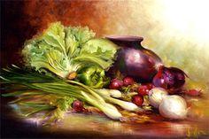 Gary Jenkins | Art Gallery | Beauty of Oil Painting | PBS