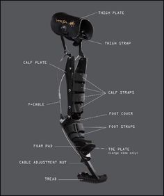 digitigrade stilts - Google Search