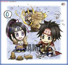 Samurai warriors  Ina yukimura
