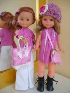 patrones nancy, patrones nenuco, patrones barriguitas, moda nancy, moda nenuco, moda niñas, vestidos niñas,