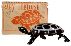 Occupied Japan, Baby Tortoise (Factory Sample)