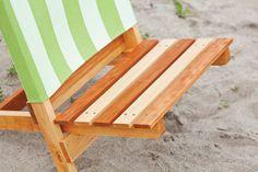 Folding beach chair woodworking plans 03