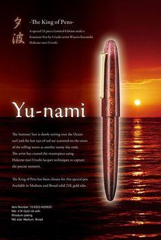 Sailor King of Pen Yu-nami Limited Edition