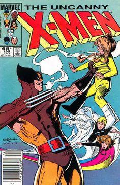Uncanny X-Men Vol 1_195 wolverine gives zero fucks about kids