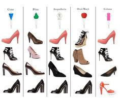 Esta semana abordamos as tendências de calçado para a Primavera/Verão 2015, assim como algumas dicas que vão auxiliar na escolha do salto de acordo com o biótipo. Por Be Suit.