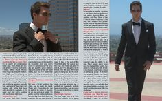 James Maslow Today The Sky Is The Limit  www.latfthemagazine.com Issue #35