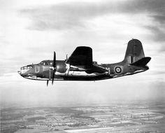 Boston III AL754 of No. 107 Squadron RAF December 1942