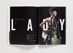Poster Magazine by Toko Design | Inspiration Grid | Design Inspiration