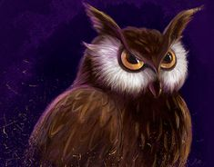 "Check out new work on my @Behance portfolio: ""Owl"" http://be.net/gallery/66456155/Owl"