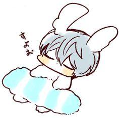 Bunny Haru // Free!
