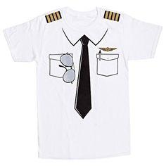 The Pilot Uniform T-Shirt – Luso Aviation | Crewiser.com