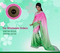 Big collection of choicest sarees. Call 098744 99256 for wholesale orders. #sarees #saree #dress #WomensFashion #fashion #WholesaleOrder