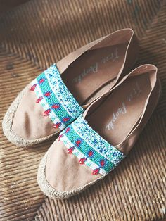 Free People Dust N Desert Espadrille, lei 316.76