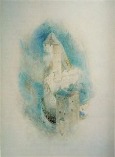 Towers of Fribourg - John Ruskin