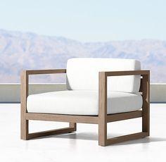 Aegean Teak Lounge Chair