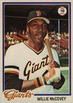 Willie McCovey 1978