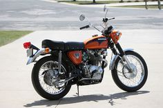 '71 Honda CL450