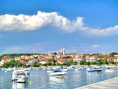 Tourist Info for Medulin, Croatia