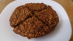 Suzanne's Kitchen : Giant gingerbread breakfast cookie Simply Filling