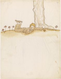 Author Antoine Saint-Exupery was French, but his beloved book, The Little Prince, wasn't written in Paris. Saint-Exupery wrote it in New York, and even included references to the island in his original manuscript. Beloved Book, Morgan Library, Children's Library, The Little Prince, Giclee Print, Print Map, Wall Art Prints, Design Art, Design Ideas
