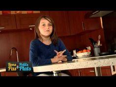 ▶ Lola, 9 ans, écolière - YouTube