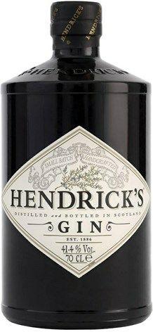Hendrick's+Gin,+Scotland+41,4%