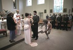 Celebrating our diversity of cultures through the wedding ceremony.