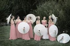 forest wedding pink bridesmaid - Google Search