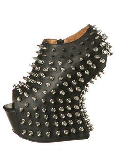 DUSK - Korte laarzen - Zwart