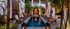 Luxury Boutique Hotel Marrakech | Riad Les Yeux Bleus