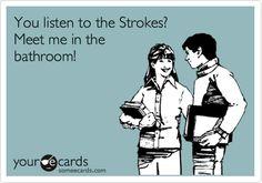 Just cuz I <3 the Strokes (Fabrizio Moretti, especially!)