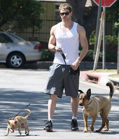 40 Celebrities Who Adopted A Dog And Liked It – AngusPost