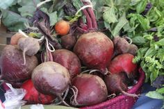 A large collection of beet recipes...I am determined to find one recipe where I like beets so that there is a reason to grow them in the garden