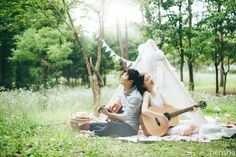 Image result for camping wedding photography