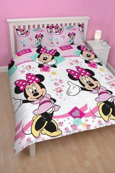 Minnie Mouse Handmade Double Size Quilt cover set. Available at Kids Mega Mart online shop Australia www.kidsmegamart.com.au