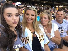 Family night out⚾ are team are going to win grrerrrre