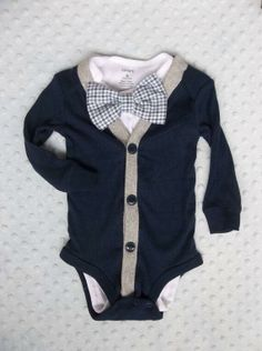 Perfect outfit for a little man