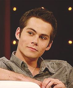 Dylan O'Brien. his smile drives me crazy!!!