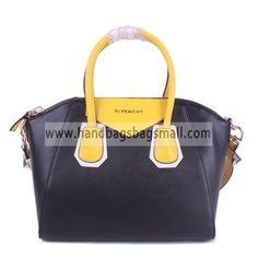 Givenchy Black Yellow Small Antigona Duffel Original Plain Weave Calf Leather Tote Bag.  RRP: $1,012.00.  Your Price: $309.99.  (You save $702.01).  Brand: Givenchy.  Givenchy Black Yellow Small Antigona Duffel Original Plain Weave Calf Leather Tote Bag detailed physical characteristics and size, so that you can have a more detailed information about it.  http://www.handbagsbagsmall.com/products/Givenchy-Black-Yellow-Small-Antigona-Duffel-Original-Plain-Weave-Calf-Leather-Tote-Bag.html