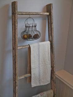 Orchard ladder (from Chateau Chic)