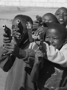 Guns n kids