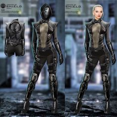 Dove Cameron as Ruby in Marvel's Agents of Shield Superhero Costumes Female, Superhero Suits, Marvel Costumes, Superhero Design, Super Hero Outfits, Super Hero Costumes, Disney Marvel, Marvel Vs, Marvel Comics