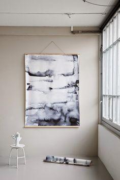 Wall hangings by Nynne Rosenvinge nynnerosenvinge.com #wall #hangings #interior