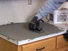 tile countertops diy - Google Search