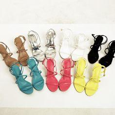 FYVFYV Sara X Strap Sandals  #fyvfyv #sandals