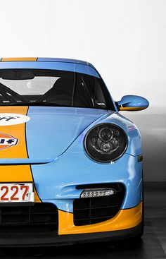 Porsche 9ff BT2